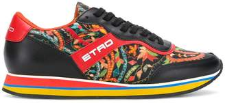 Etro (エトロ) - Etro floral runner sneakers