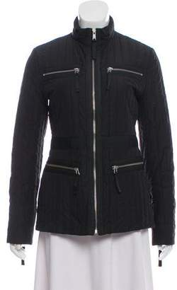 Cacharel Lightweight Quilted Short Coat