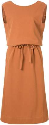 Lemaire bow detail dress