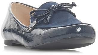 Roberto Vianni Navy Patent 'Gaffy' Loafers
