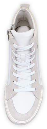 Vince Kiles High-Top Lace-Up Sneakers