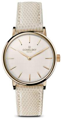 Shinola Gomelsky by Women's Agnes Varis Watch, 32MM
