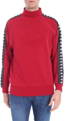 Kappa Authentic Alef Cotton Blend Sweatshirt