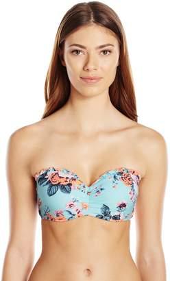 Seafolly Women's Bustier Bandeau Bikini Top Swimsuit