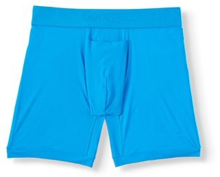 George Men's Cooling Boxer Briefs, Blue, Size Extra Large