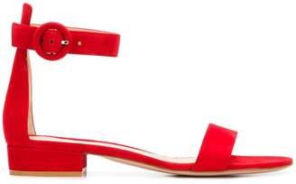 Gianvito Rossi Portofino flat sandals