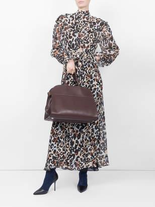 Sonia Rykiel Leopard-print maxi dress