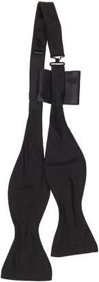 Prada Classic Satin Bow Tie