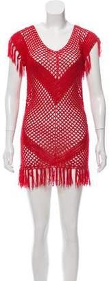 Melissa Odabash Riri Crochet Dress
