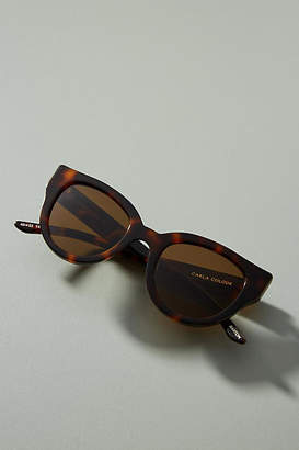 Cat Eye Carla Colour Barton Cat-Eye Sunglasses