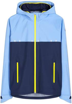 Performance Double-Hood Running Jacket