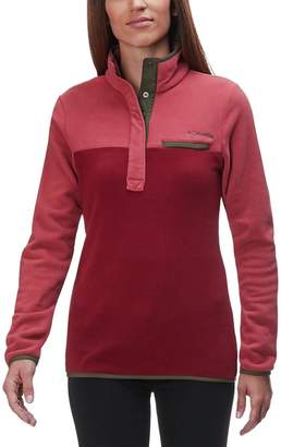Columbia Mountain Side Fleece Pullover - Women's