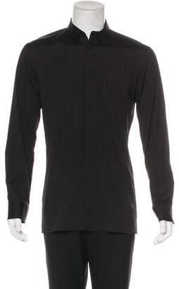 Helmut Lang Long Sleeve Button-Up Shirt