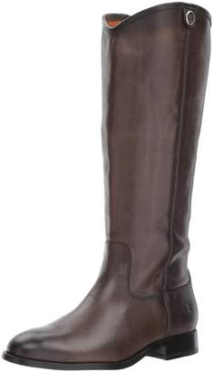 Frye Women's Melissa Button 2 Extended Calf Riding Boot
