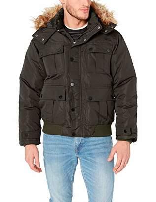 Rocawear Men's Bomber Parka Jacket