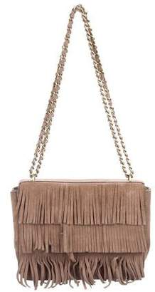 Tory Burch Fringe Suede Bag w/ Tags