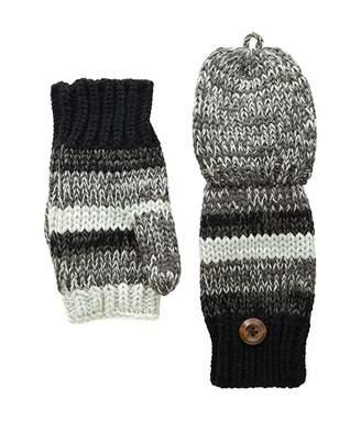 San Diego Hat Company KNG3598 Marled Knit Glitten