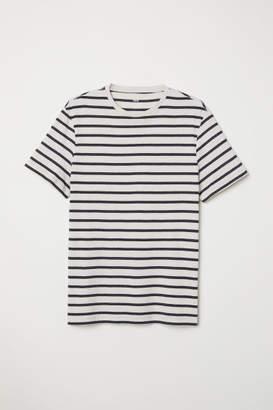H&M T-shirt Regular fit - Beige