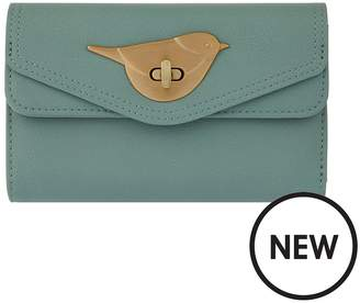 Accessorize Chester Chubby Wallet - Green