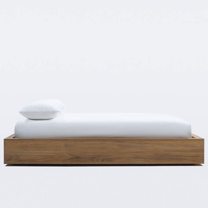 Queen Fitted Brushed Jersey Sheet