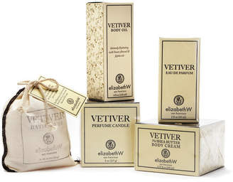 elizabeth W Elizabethw Vetiver Bath & Body Set