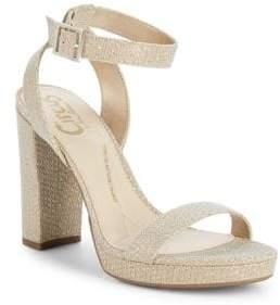 Sam Edelman Annette Block Heel Sandals
