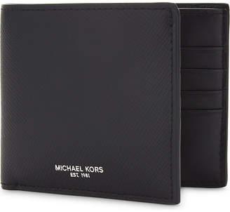Michael Kors Harrison leather billfold wallet
