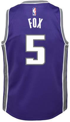 Nike De'Aaron Fox Sacramento Kings Icon Swingman Jersey, Big Boys (8-20)