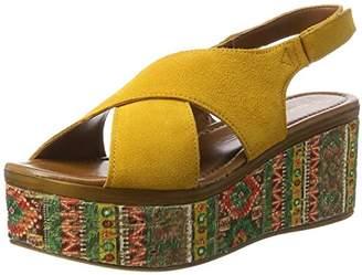 Marco Tozzi Premio 28395, Women's Wedge Heels Sandals,(39 EU)