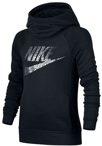 Girl's Nike Cotton Blend Hoodie