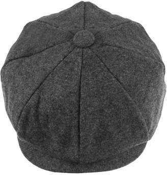 Fakeface Unisex Winter Warm Baker Boy Newsboy Flat Cap Cheviot Tweed Beret  Ivy Cabbie Cap Hat cb5c7ddcbd32