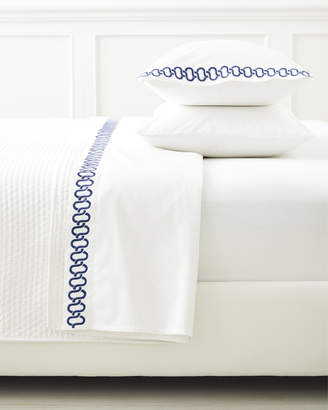 Serena & Lily Savoy Embroidered Pillowcases (Extra Set of 2)