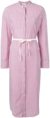 Semi-Couture Semicouture striped shirt dress