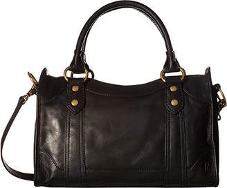 Frye Melissa Satchel Smooth Full Grain
