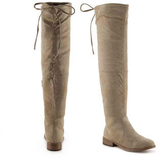 Journee Collection Mount Wide Calf Over The Knee Boot - Women's
