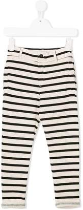 Emile et Ida striped trousers