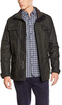 Crew Clothing Men's Helmsley Wax Jacket