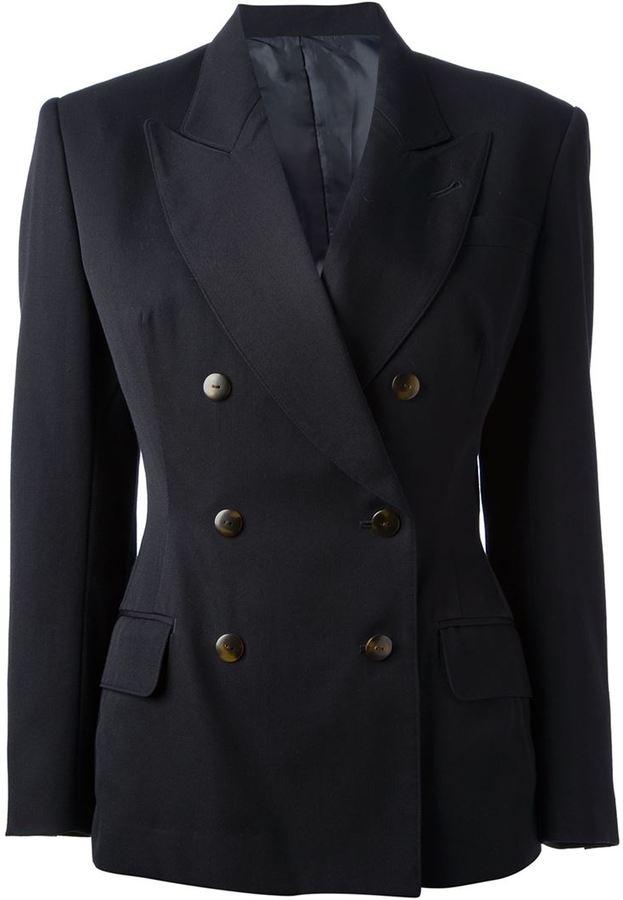 Jean Paul Gaultier Vintage blazer and skirt suit