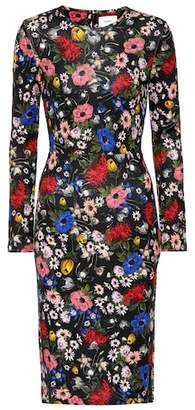 Erdem Eileen floral-printed midi dress