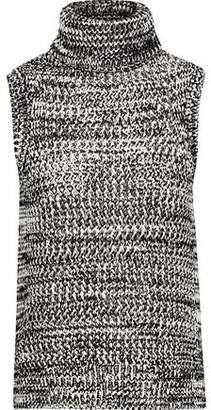 Derek Lam 10 Crosby Marled Cotton Turtleneck Sweater