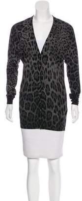 Dolce & Gabbana Wool Knit Cardigan