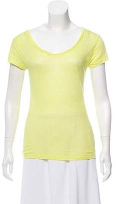 Calypso Short Sleeve Scoop Neck T-Shirt