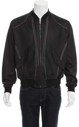 Christian Dior Mesh Bomber Jacket
