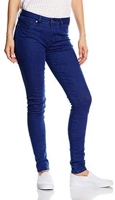Mexx Women's MX3023031 Skinny Jeans - Blue - W25/L30
