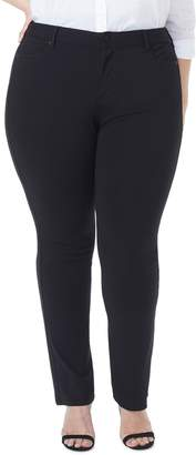 NYDJ Marilyn Straight Ponte Knit Pants