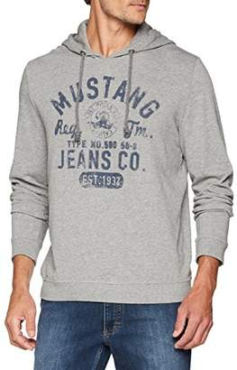 Mustang Men's Hoody,X-Large