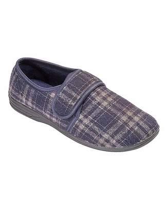Cushion Walk Touch & Close Slipper Std