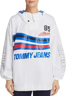Tommy Jeans Racing Logo Anorak