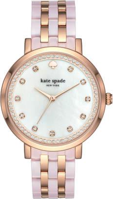 Kate Spade monterey watch