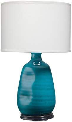 Jamie Young Dimple Vase Ceramic Table Lamp